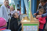 Program k zahájení školního roku pro děti u loděnice v Přerově