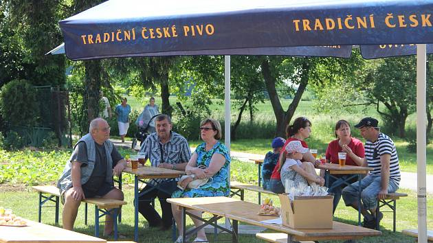 Grymov oslavil výročí od založení voňavou soutěží o nejlepší koláč