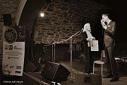 Ondřej Ruml vystoupil v pátek 17. dubna v hranickém Zámeckém klubu v rámci Evropských jazzových dnů v Hranicích.