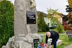 V Brodku u Přerova uctili památku 28. října.