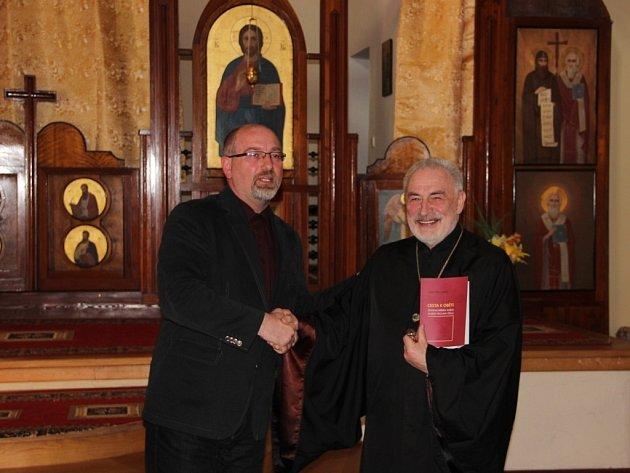Představení nové publikace o knězi Aloisi Václavu Čiklovi
