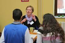 V nízkoprahovém centru začal nový projekt nabízející dospívajícím klientům zvýšení sociálních kompetencí.
