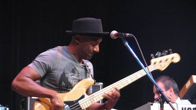 Marcus Miller na jazzovém festivalu