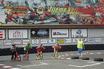 Lipenská koloběžka 2015 – sprinty