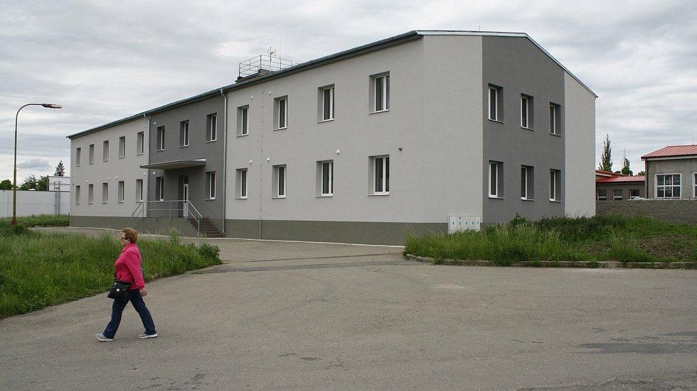 Bytový dům v areálu bývalých Želatovských kasáren v Přerově