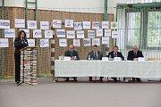 Přerovské učiliště v pátek oslavilo výročí od svého založení.