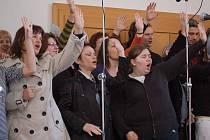 Gospelový koncert v Přerově