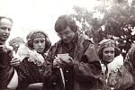 Návštěva Karla Gotta v Kojetíně v roce 1976