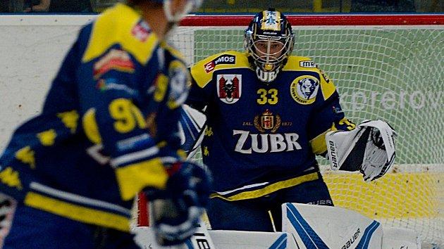 Hokejisté HC Zubr Přerov. Ilustrační foto