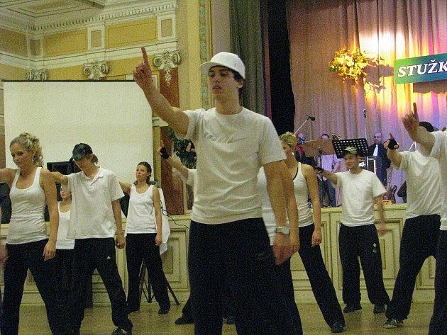 Studenti alá Michael Jackson