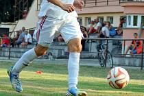 Fotbal v Kojetíně. Ilustrační foto