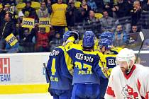 Semifinále play-off: Přerov proti Opavě
