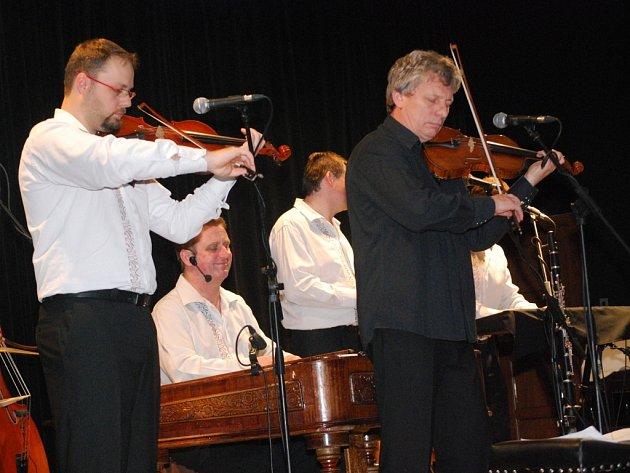 Koncert Hradišťanu v přerovském klubu Teplo
