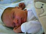 Radim Franc, Rokytnice, narozen dne 17. prosince 2017 v Přerově, míra: 50 cm, váha: 3540 g