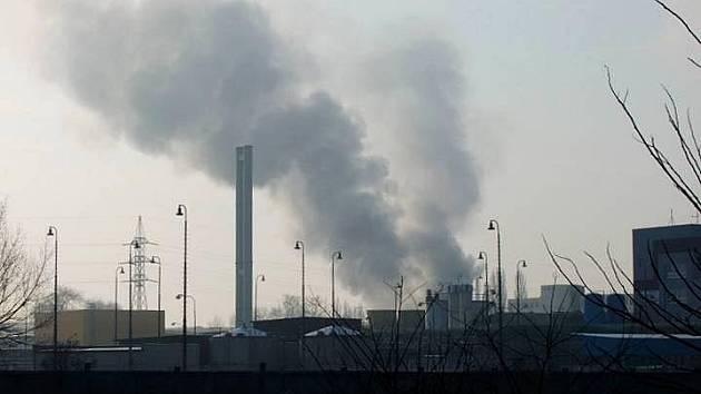 Špatné ovzduší v Přerově