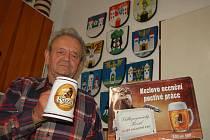Nejlepší fachman Přerovska a Hranicka - Erbař Josef Janda z Dobrčic
