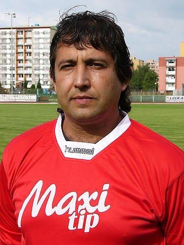 Pavel Koral, bývalý gólman a trenér Přerova