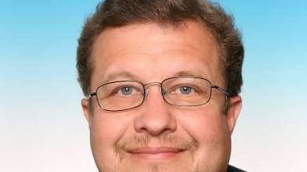 Ředitel společnosti Regionální letiště Přerov Petr Polášek