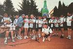 Tenisová akademie Petra Huťky v minulosti. Rok 1999
