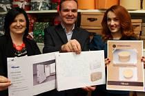 Přerovské Kazeto vyhlásilo výherce designérské soutěže