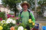 Farmářské trhy v Sedlčanech v sobotu 17. června.