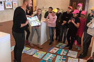 Žáci ZŠ Velká Dlážka vyrazili se svými návrhy do Prahy