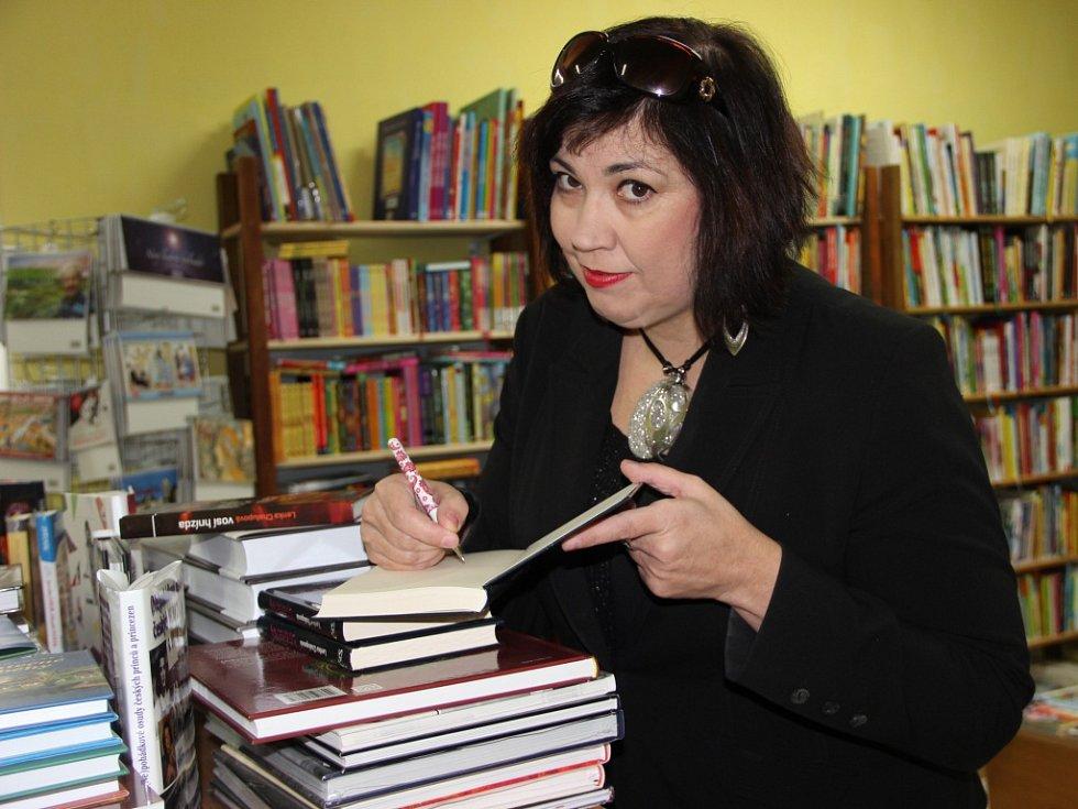 Přerovská spisovatelka Lenka Chalupová