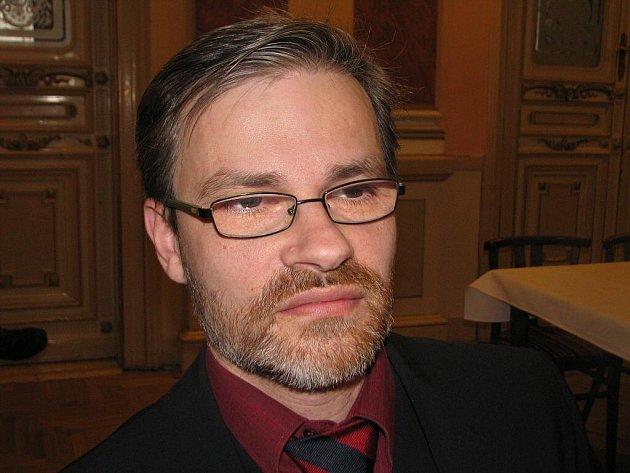Richard Šlechta - zastupitel města Přerova