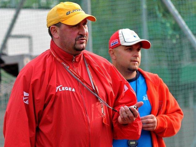 Petr Dočkal, trenér HC ZUBR Přerov