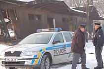 Policisté pravidelně kontrolují místa, kam se před zimou ukrývají bezdomovci