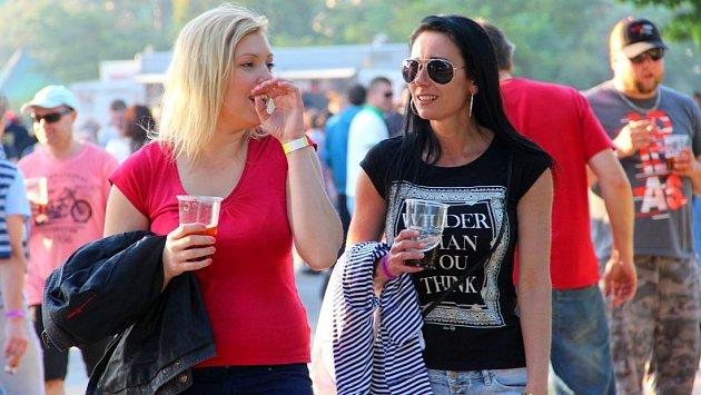 Pivní slavnosti v Přerově