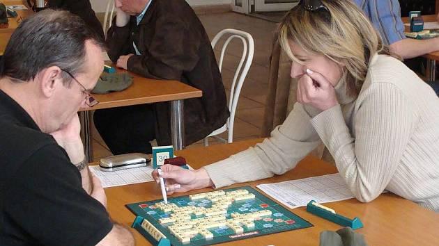 Kvalifikační turnaj ve scrabble v Přerově