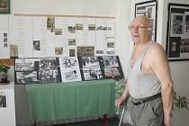 Expozice Nástup nacismu a II. světová válka (1938 – 1945) v Kojetíně