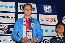 Roman Sousedík z lipnického ABOS Teamu dojel v Birminghamu třetí v kategorii BMX Cruiser