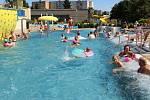 Přerovský bazén v úterý 28. července 2020