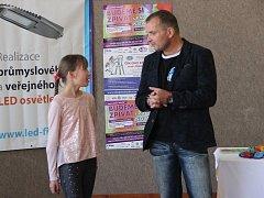 Výběrové kolo pěvecké soutěže Budeme si zpívat s Pavlem Novákem se konalo v pátek v malém sále Městského domu v Přerově.