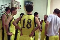 Přerovští basketbalisté. Ilustrační foto