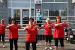 Den s charitou na náměstí Přerovského povstání