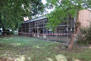 Oprava zchátralé budovy v Jasínkově ulici v Přerově