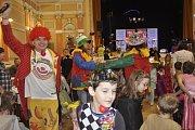 Karneval s Pavlem Novákem v sále Městského domu v Přerově