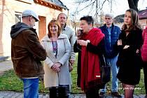 V Brodku u Přerova slavili  třicáté výročí Sametové revoluce