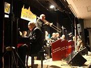 Předvánoční jazzový koncert v Přerově opět nabídl prvotřídní hudební vystoupení.
