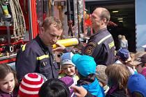 Den otevřených dveří u přerovských hasičů