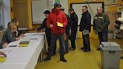 Prezidentské volby 2018 v Přerově - první kolo