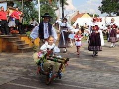 Jednadvacáté Setkání dechových hudeb v Dřevohosticích