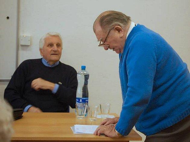 Jednání přerovské pobočky Konfederace politických vězňů