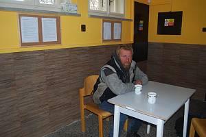 Nízkoprahové centrum Lorenc v Přerově pro lidi bez přístřeší