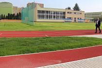 Základní škola Za mlýnem v Přerově získala moderní sportoviště