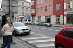Policie zasahuje v budově Exekutorského úřadu Tomáš Vrány v Přerově