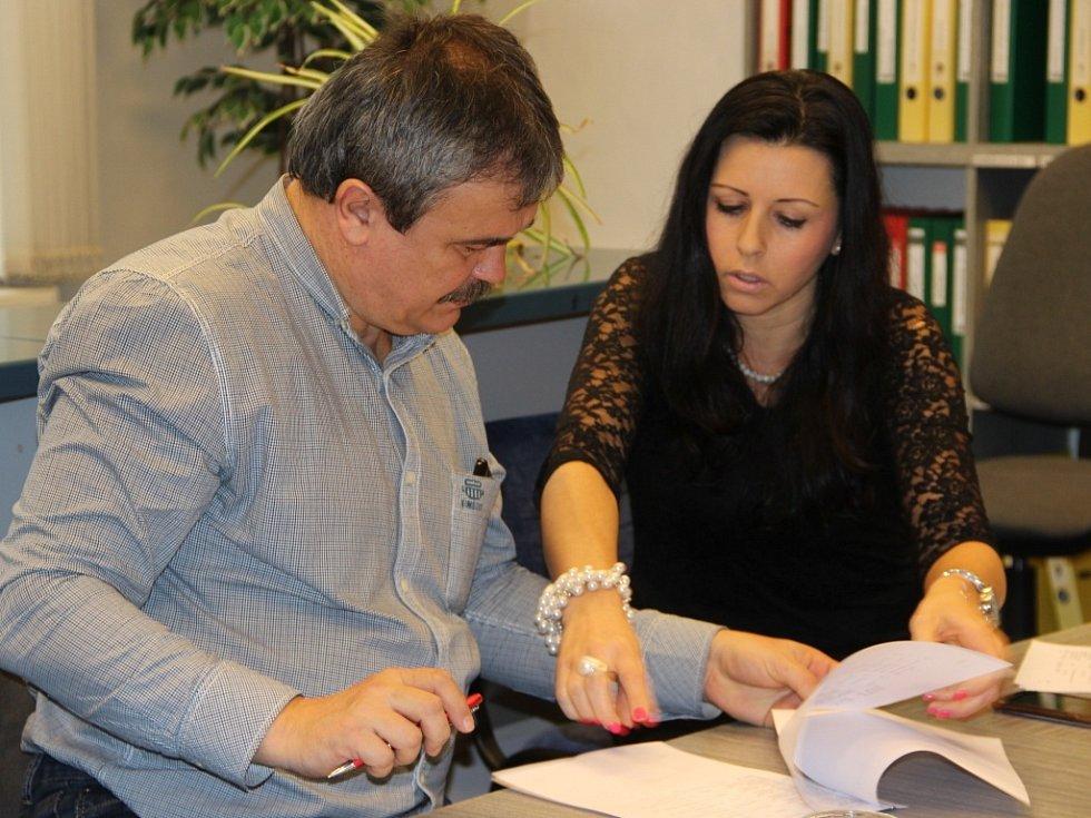 Výběrové řízení pro dvě desítky dlouhodobě nezaměstnaných na práci v Technických službách města Přerova